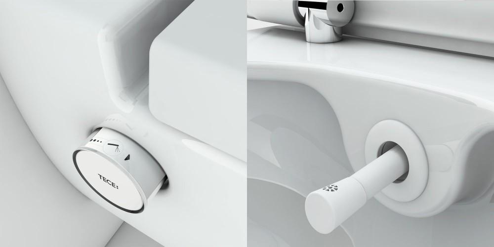 dusch wc komplettanalge tece one washlet