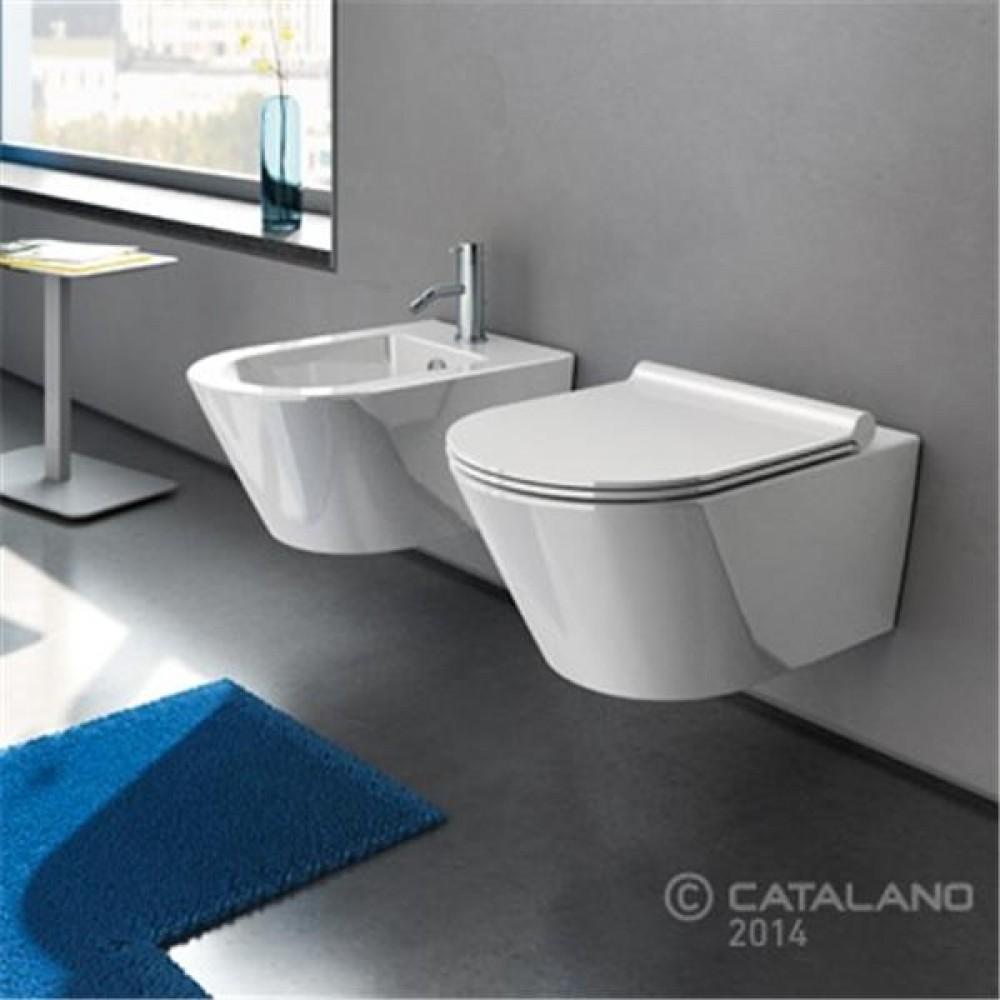 Catalano Zero Nf 55 Wc Sospeso Wandhangendes Wc