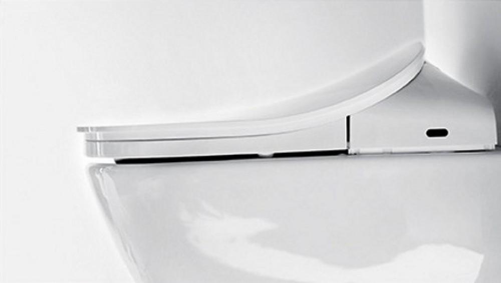 tooaleta Villeroy & Boch ViClean-L Dusch-WC-Sitz (V02EL401) Fernsteuerung wc dusche bidet