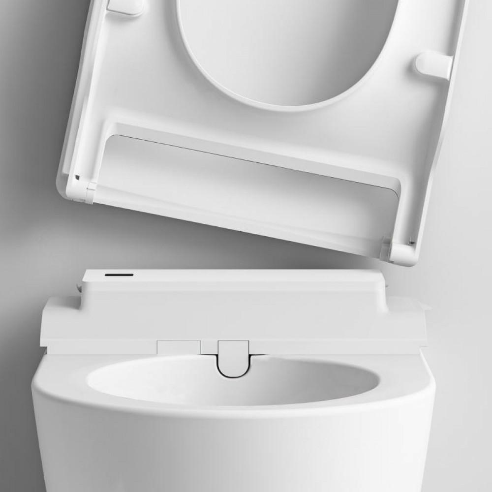 Roca Inspira In-Wash In-TankDusch-WC, mit WC-Sitz