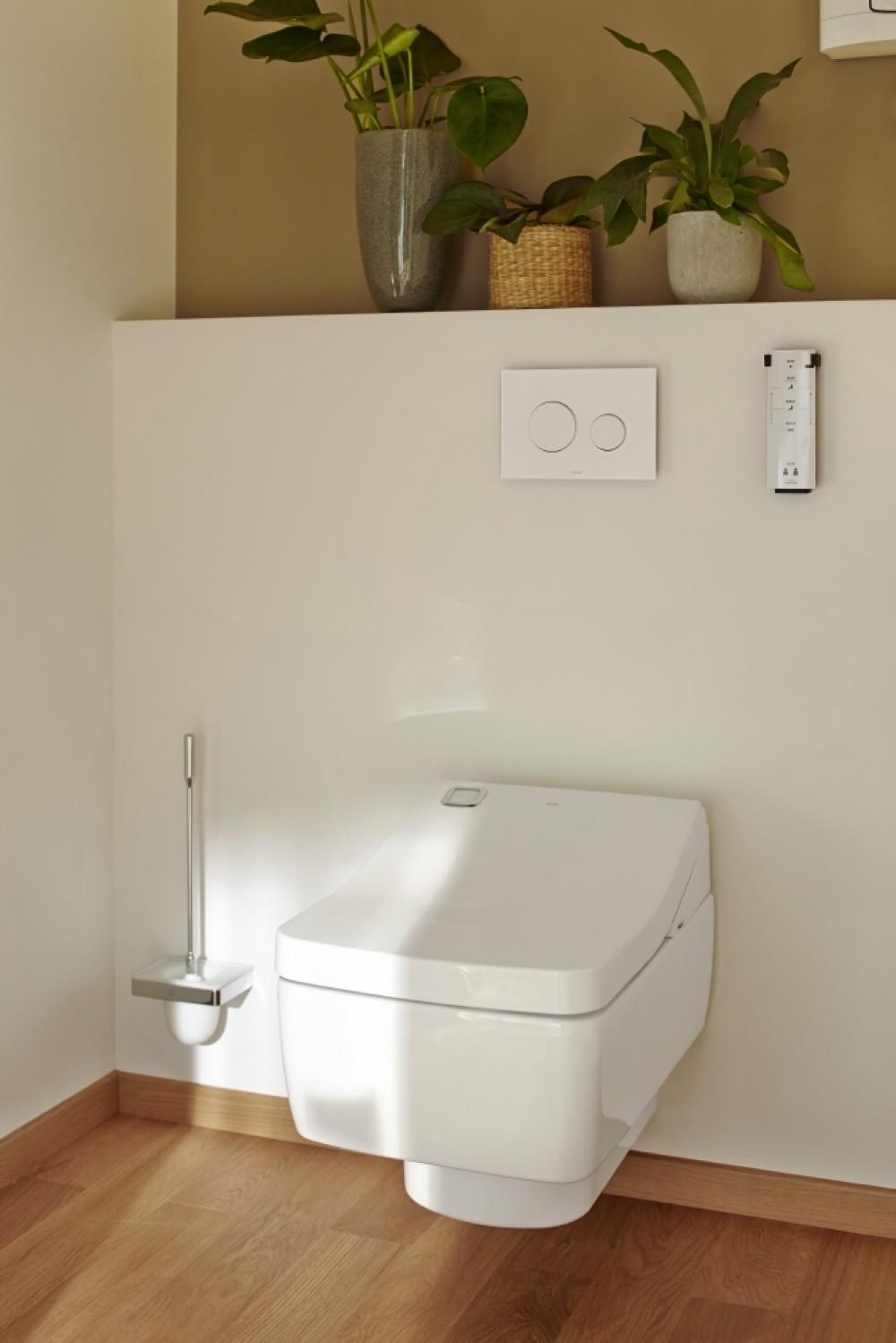 TOTO Washlet SG 2.0 - Komplettanlage dusch wcs