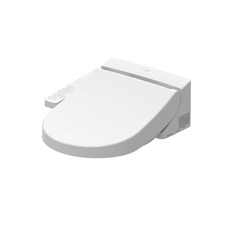 TOTO WASHLET™ EK 2.0 mit verdeckten Anschlüssen Sitz mit Absenkautomatik