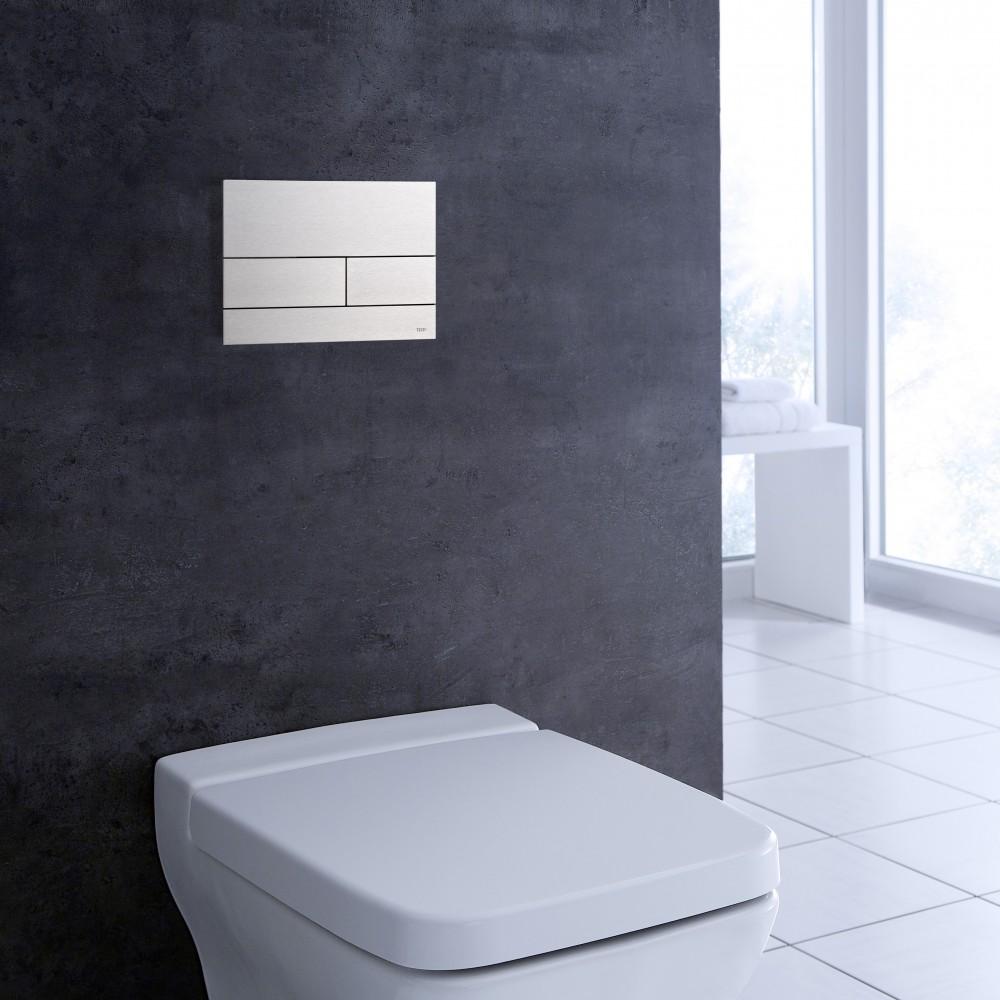 TECE profil Wand-WC-Modul mit TECE-Spülkasten,
