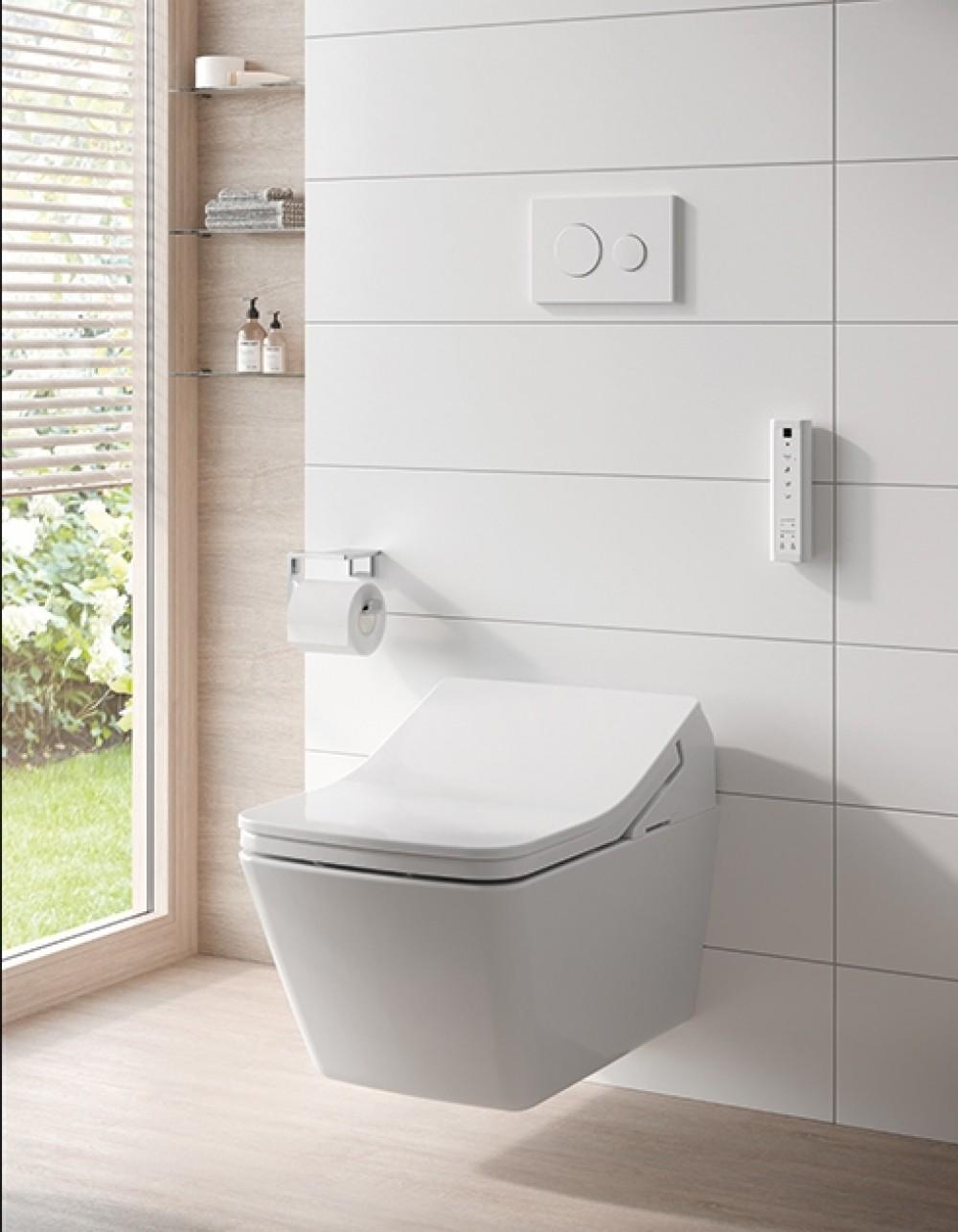 japanische toilette WC SP, wandhängend washlet