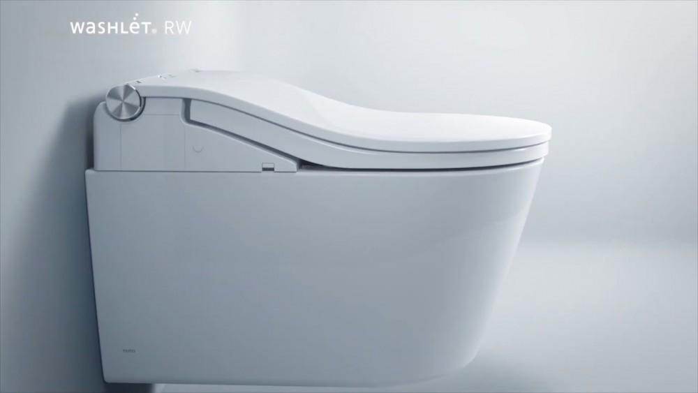 toto washlet wandhängend rw
