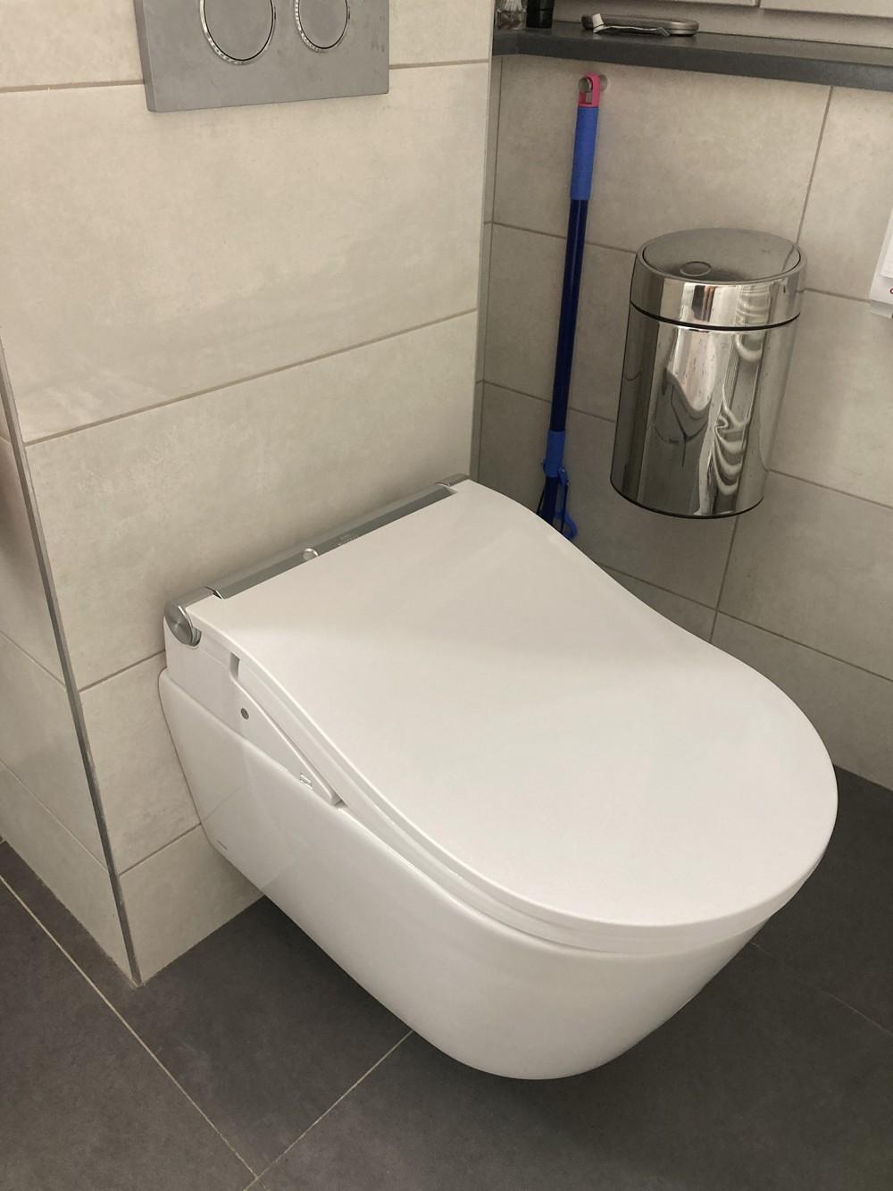 toto washlet rw kundenmontage