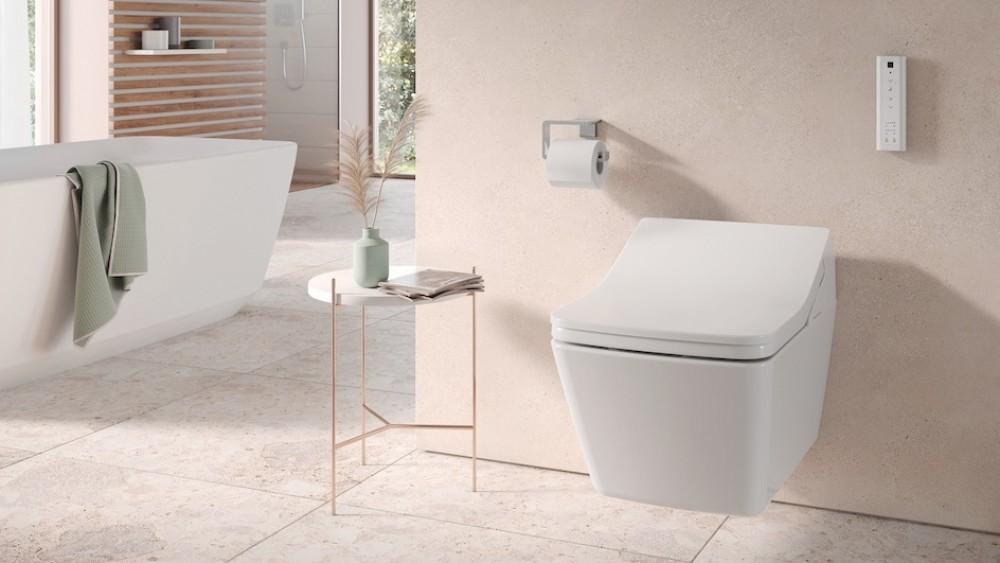 wand wc toto washlet sx