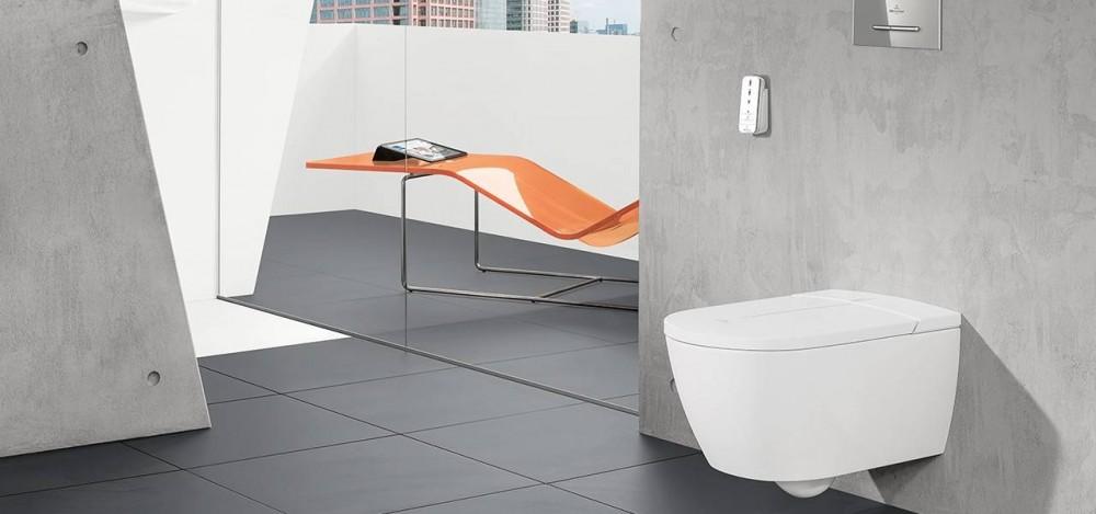 V0E100R1 komplettanlage dusche effektiv viclean l100