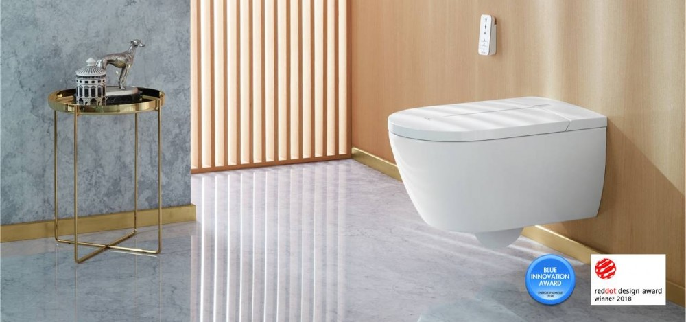 Villeroy&Boch komplett ViClean L100 duschen