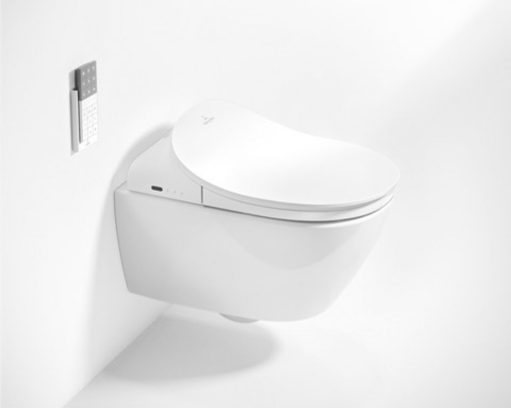 WC Deckel mit Absenkautomatik  tooaleta