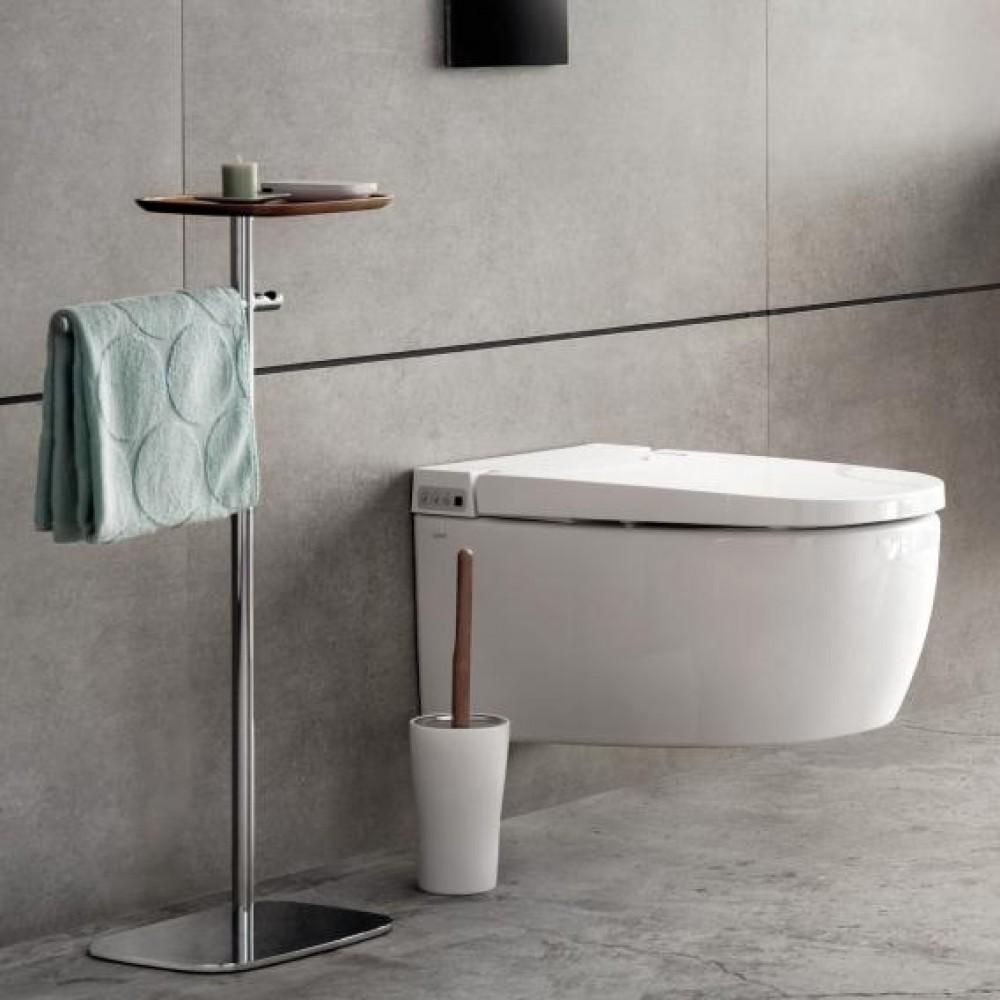neu vitra v-care 1.1 comfort dusch wc mit entkalkungsfunktion