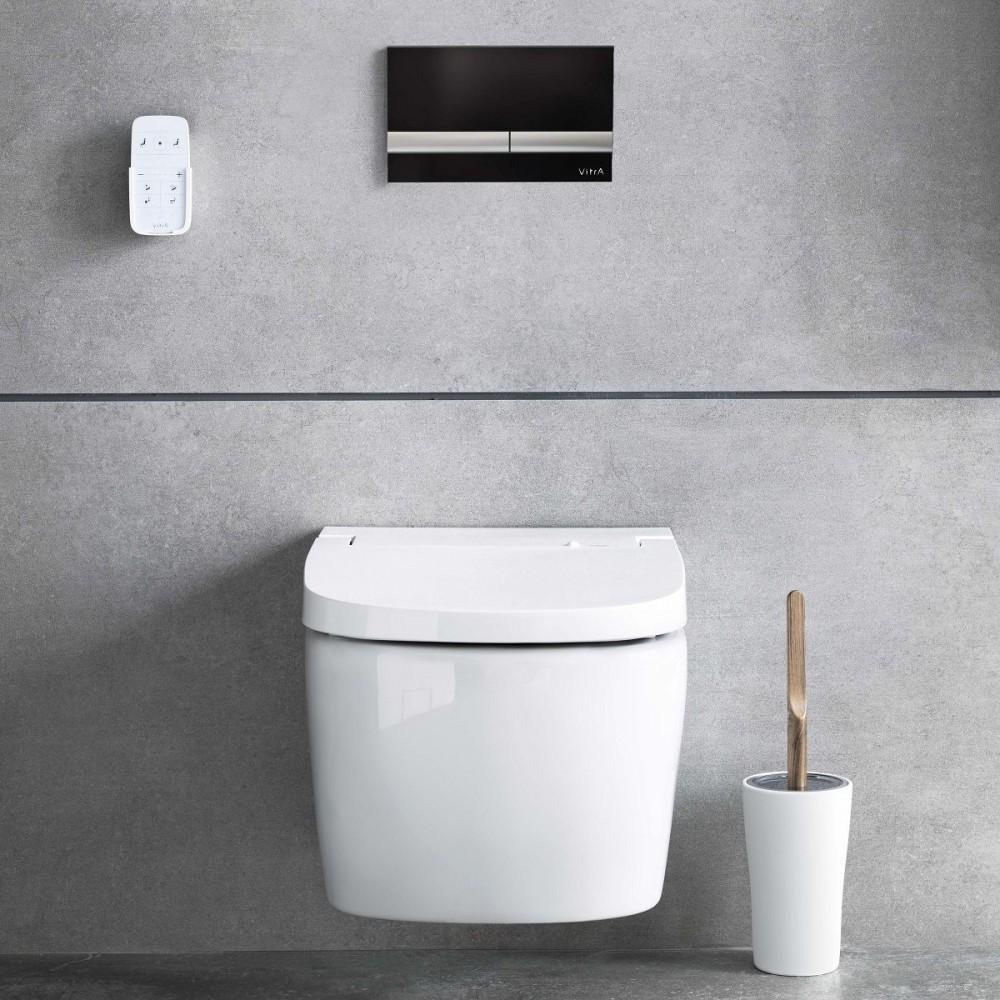 Vitra V-Care 1.1 Comfort Dusch WC - Tooaleta.de