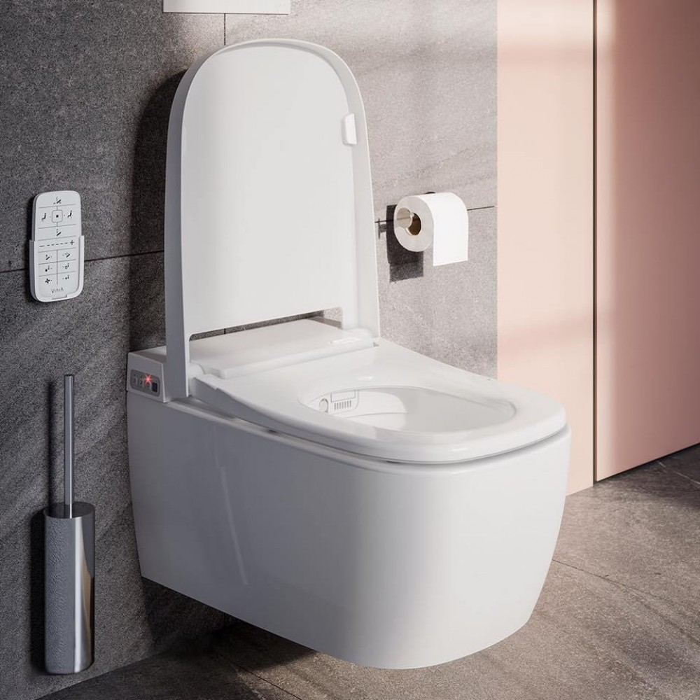 vitra v-care comfort dusch wc
