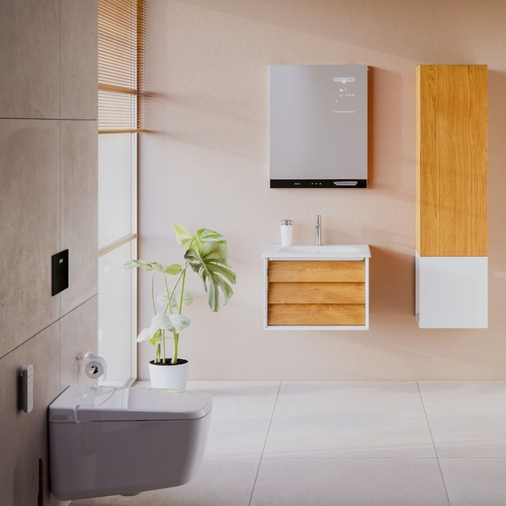 dusch wc aufsatz vitra v-care alles in einem prime