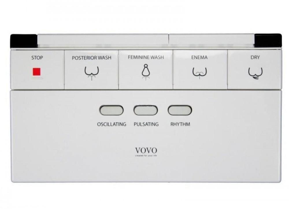 fernbedienung VOVO TCB-080S -  Alles in einem Dusch WC (Komplettanlage)