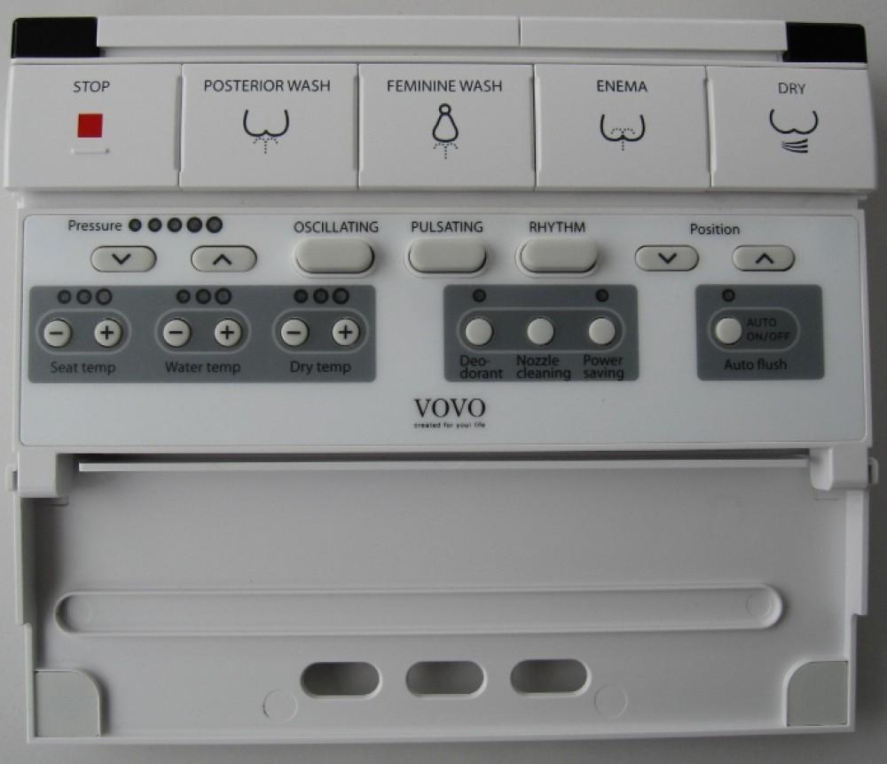 fernbedienung VOVO TCB-080S