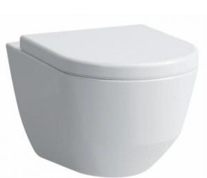aufen pro Wand-Tiefspül-WC Compact spülrandlos mit Clean Coat 8209654000001