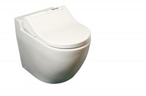 Maro D Italia Di600 + TOTO NC randloses design Stand-Tiefspül-WC CW763Y