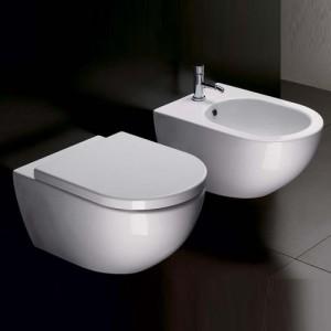Catalano Zero NF 55 SOSPESO WC Sitz, 5SCSTF000
