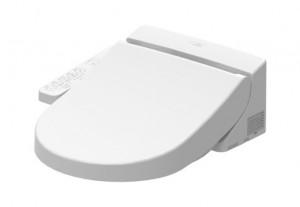 WASHLET EK 2.0 mit seitlichen Anschlüssen  Sitz mit Absenkautomatik