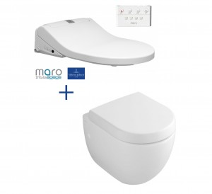 Maro Italia Di600 + Villeroy and boch subway