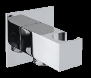 Maro D'Italia quadratischer Duschhalter mit Wasserversorgung SG402S