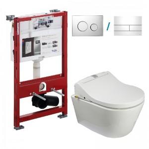 Maro DI600 dusch wc geberit toto spulrandlos