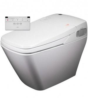 VOVO TCB-080S -  Alles in einem Dusch WC (Komplettanlage)