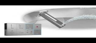 SensoWash® e: Funktionen der energiesparenden Variante / functions of the energy-saving version