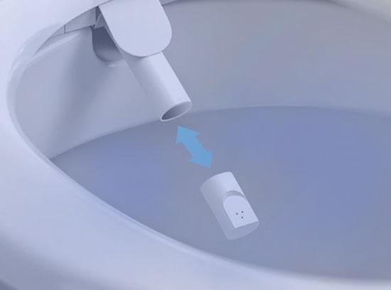 Effektive Reinigung Maro Di800